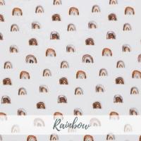 rainbow regenboogjes stof tricot