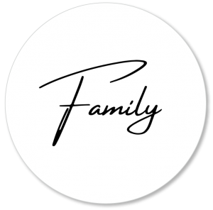 Muurcirkel Family