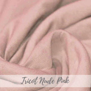 Effen Nude pink tricot